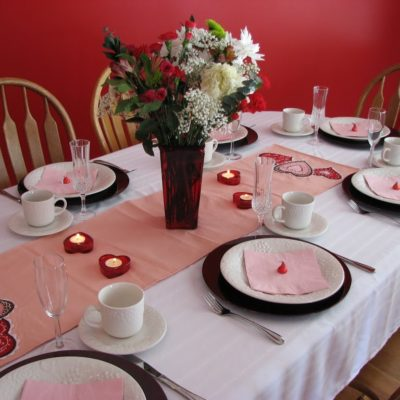 Valentine Brunch 2010
