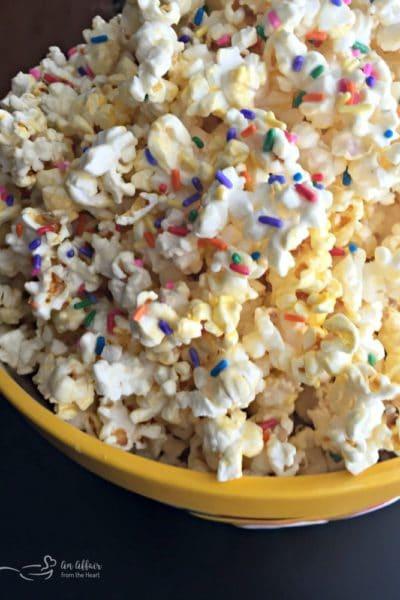"Candy Coated Popcorn a.k.a. ""Crack Corn"""