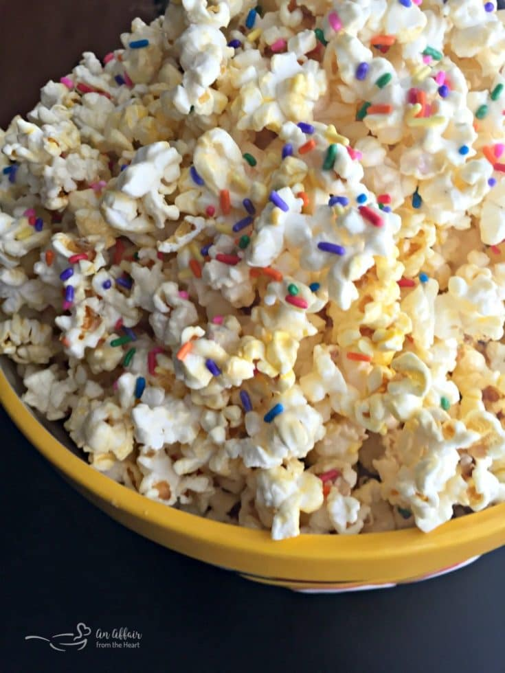 Candy Coated Pop Corn AKA Crack Corn