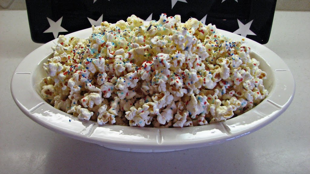 Candy Coated Popcorn (
