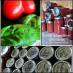 Canning Tomato Sauces