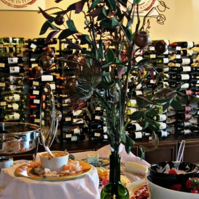 California Wine and Food Pairing Event at A World of Wine, Omaha