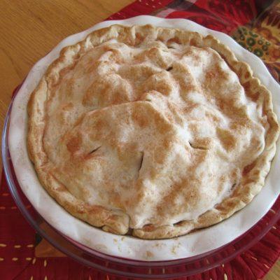 Apple-Pear Pie