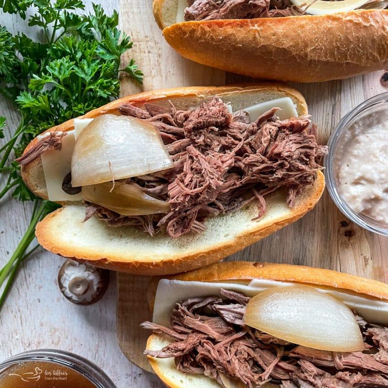 sandwich with meawt