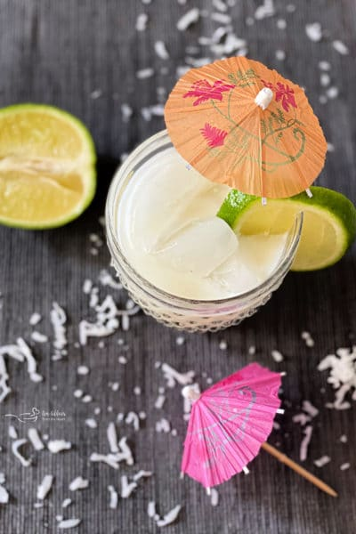 Brazilian Lemonade a.k.a. The Mini Vacation