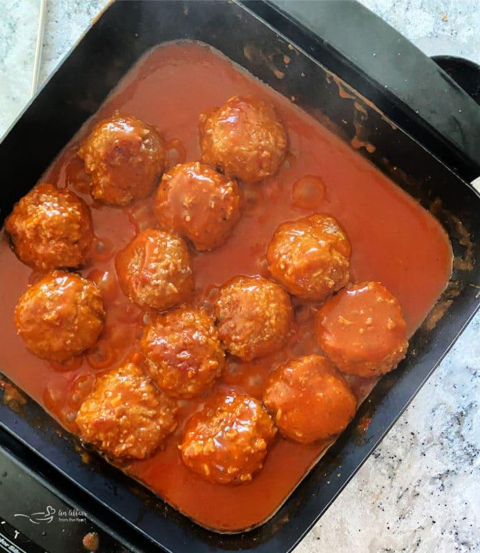 baked porcupine meatballs