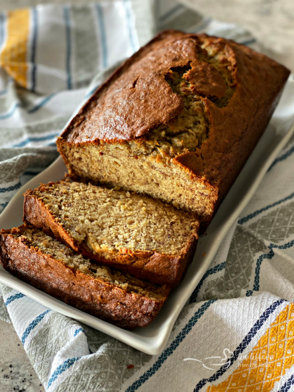 The Very Last Banana Bread Recipe You'll Ever Need