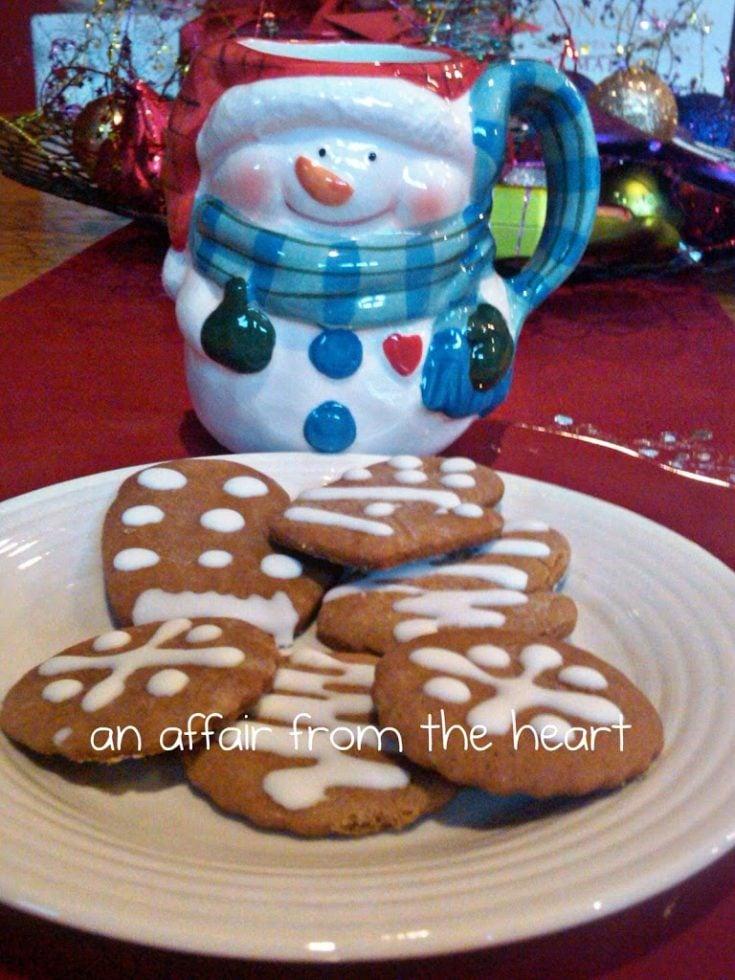 Karen's Ginger Bread Cookie Recipe