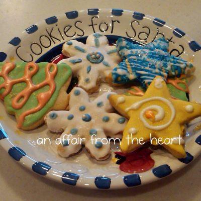 Grandma Davis' Sugar Cookies