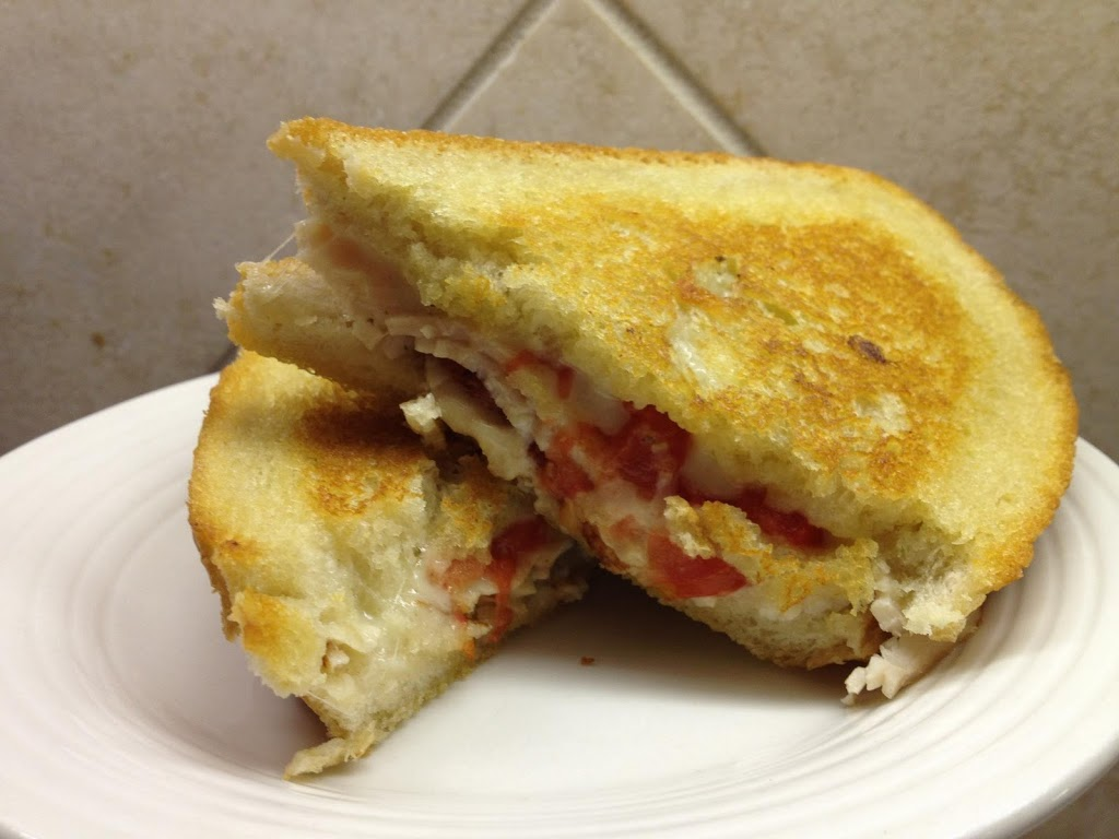 Grilled Turkey and Havarti Sandwiches | An Affair from the Heart