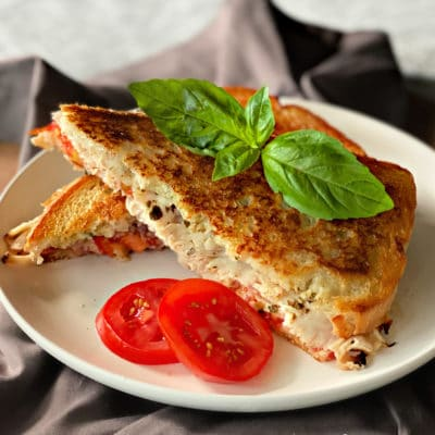 Grilled Turkey & Havarti Sandwiches