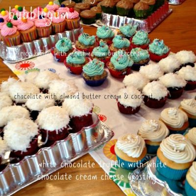 143 Cupcakes in Three Days