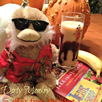 Dirty Monkey —- Drink it Up!!