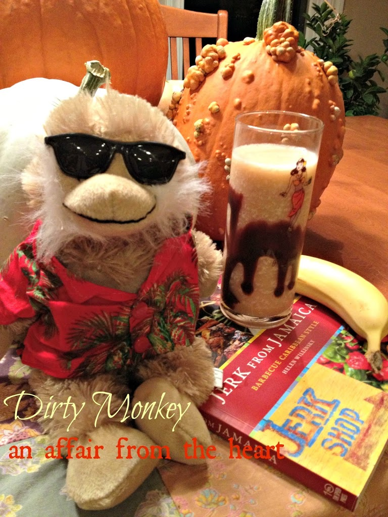 Dirty Monkey Drink It Up An Affair From The Heart