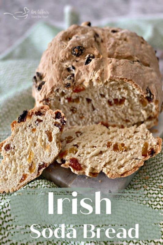 Irish Soda Bread - An Affair from the Heart