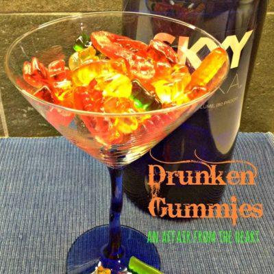 Drunken Gummies