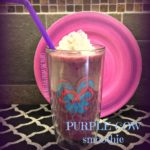Purple Cow Smoothie