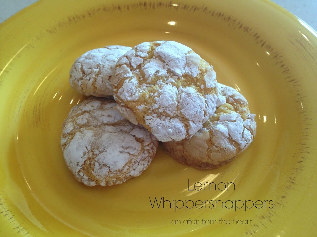 Lemon Whippersnappers
