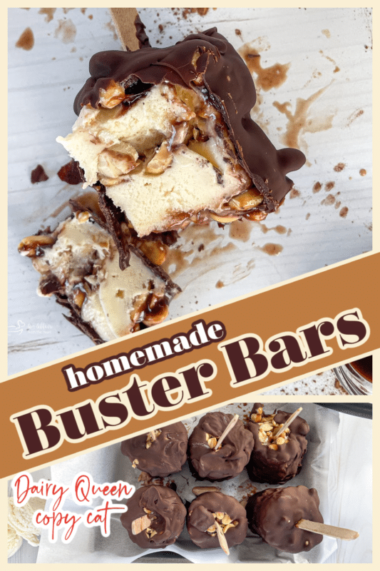 Graphic for homemade buster bars