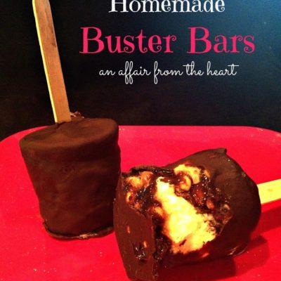 Homemade Buster Bars