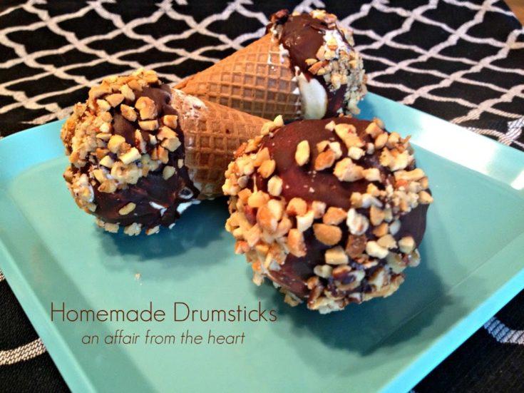 Homemade Drumsticks