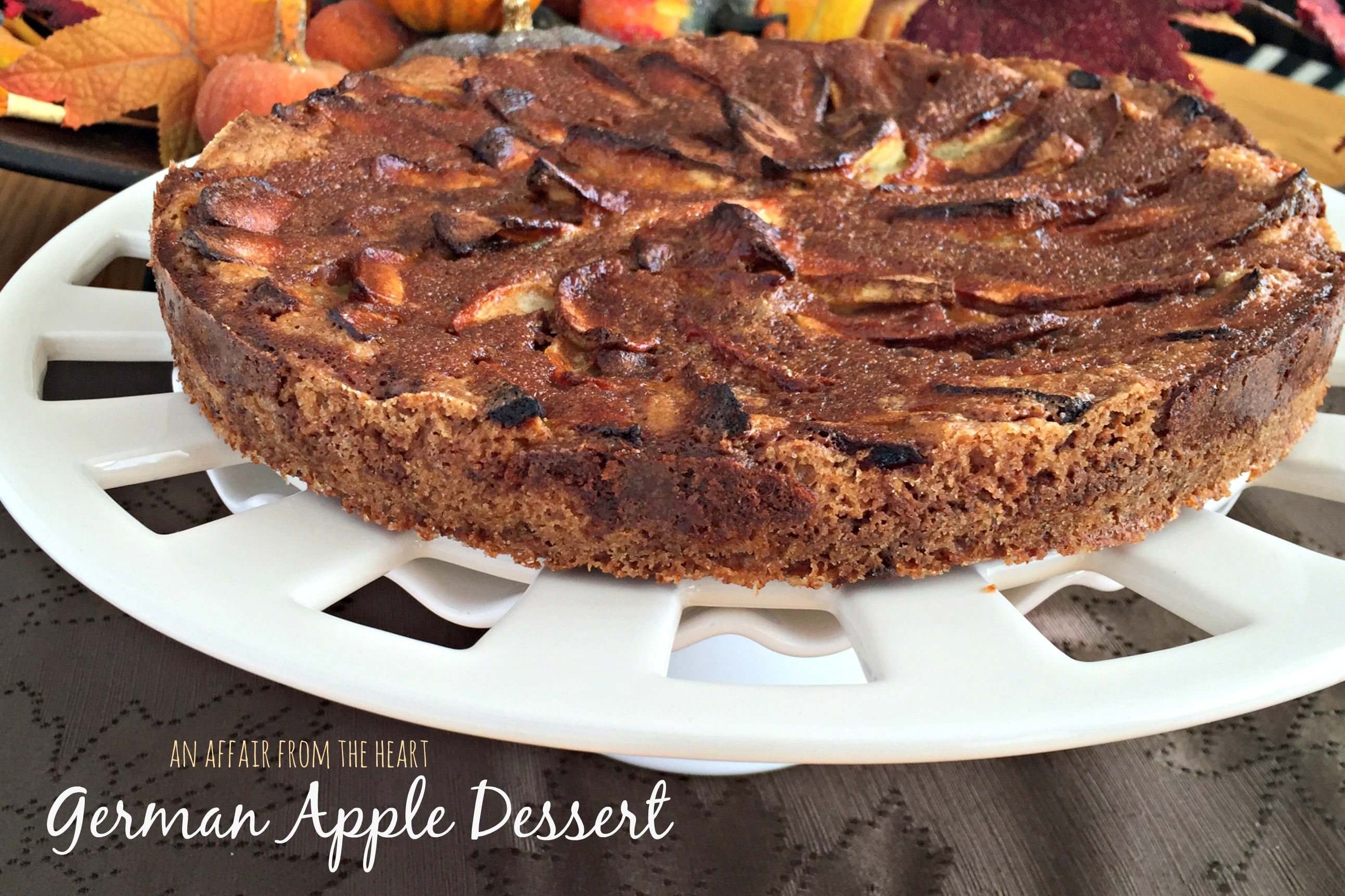 German Apple Cake Times Recipes
