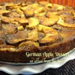 German Apple Dessert