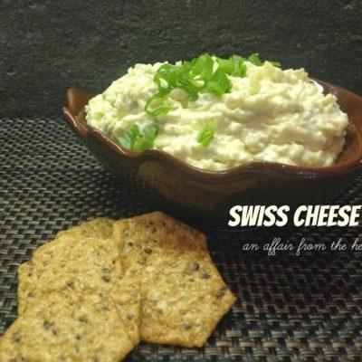 Swiss Cheese Dip