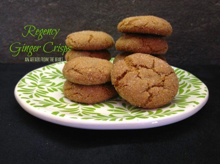 Regency Ginger Crisps
