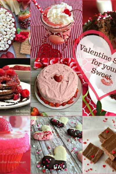 Valentine Sweets for your Sweet