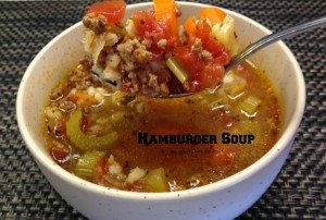 hamburger-soup