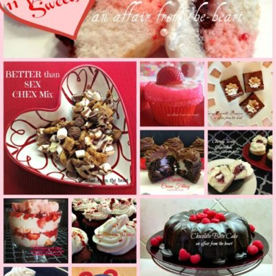 11 Valentine Sweets for your Sweets