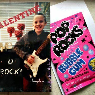 Valentine – U Rock