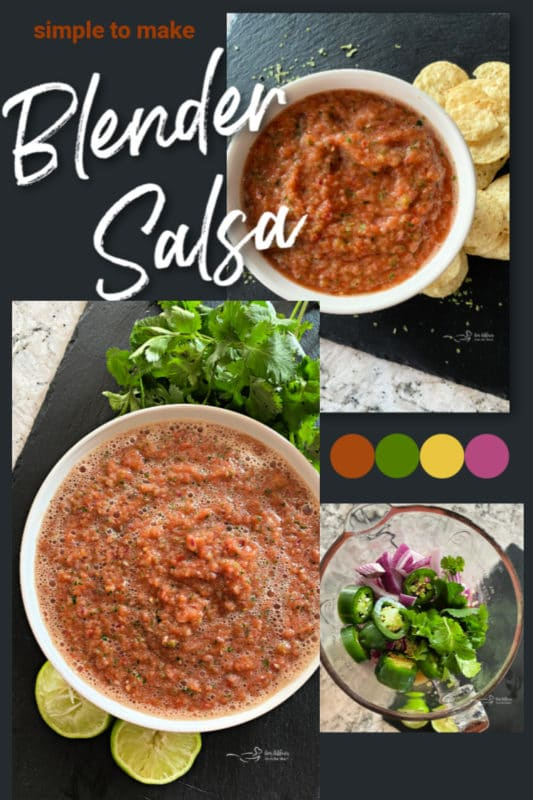Easy Dump Salsa Recipe - An Affair from the Heart