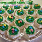 Egg Hunt Snack Cakes