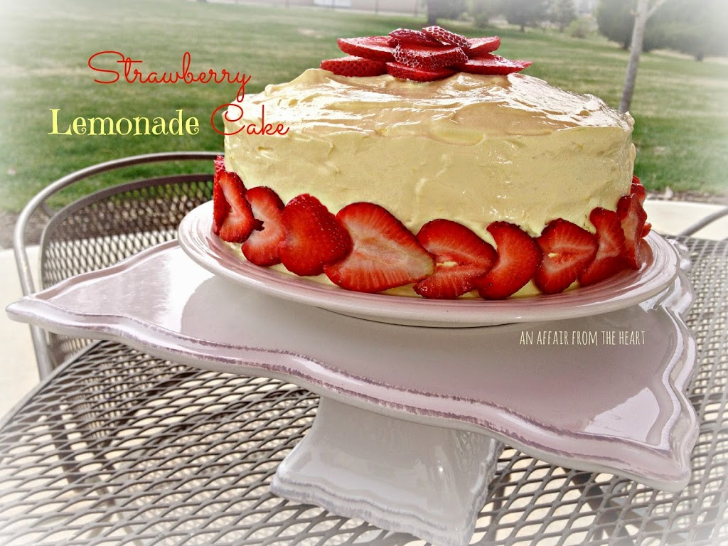 strawberry lemonade cake strawberry lemonade cake an affair from the 7758