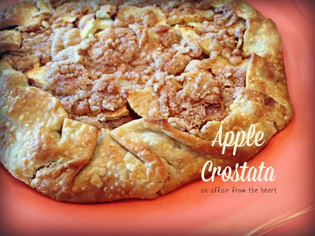 Apple Crostata | An Affair from the Heart