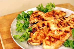 Clean out the pantry Grilled Chicken
