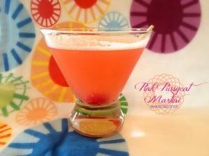 Pink PussyCat Martini