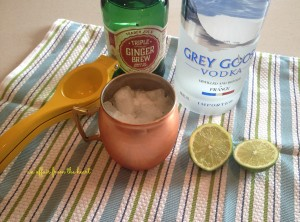 moscow mule prep