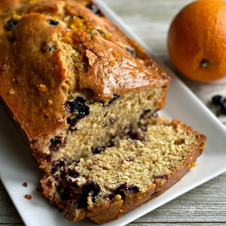 Blueberry Orange Bread