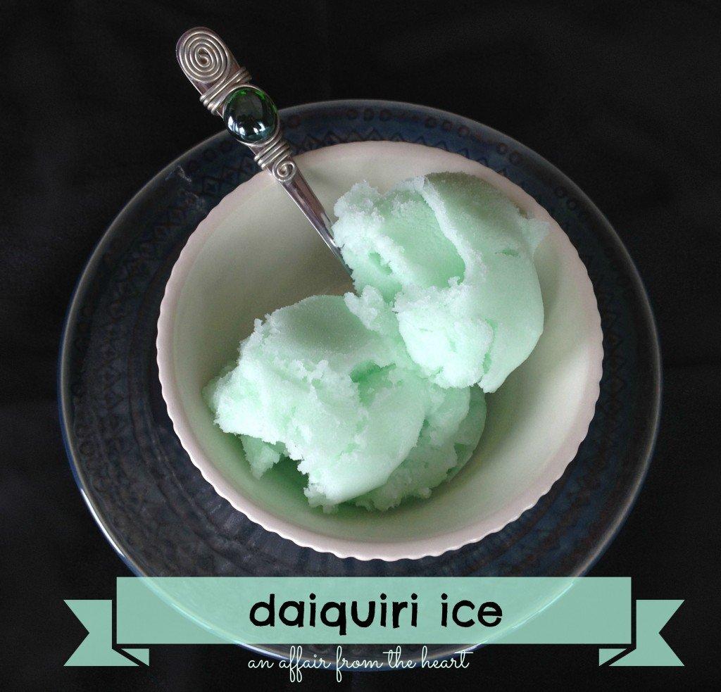 baskin robbins daiquiri ice
