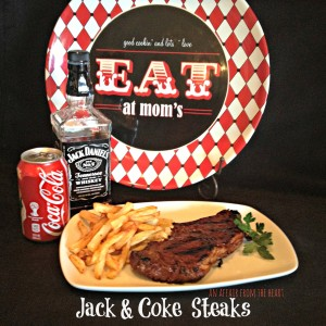 jack and coke steaks
