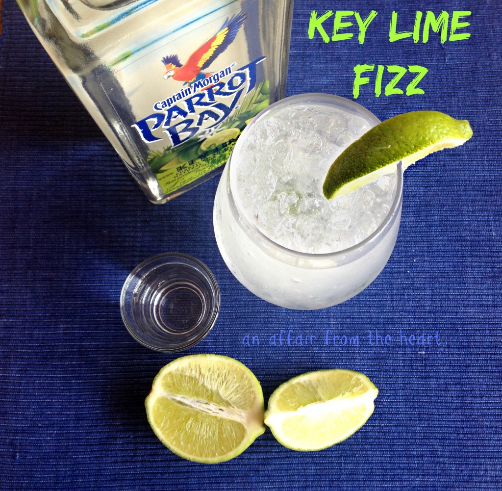 key lime fizz