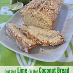 lime coconut bread