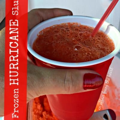 Frozen Hurricane Slush