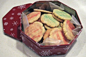 Aunt Vern's Sugar Cookies - An Affair from the Heart