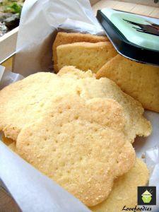 Butter Shortbread Cookies Love Foodies