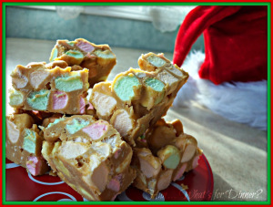 Peanut Butter Confetti Bars - Hun, What's for Dinner