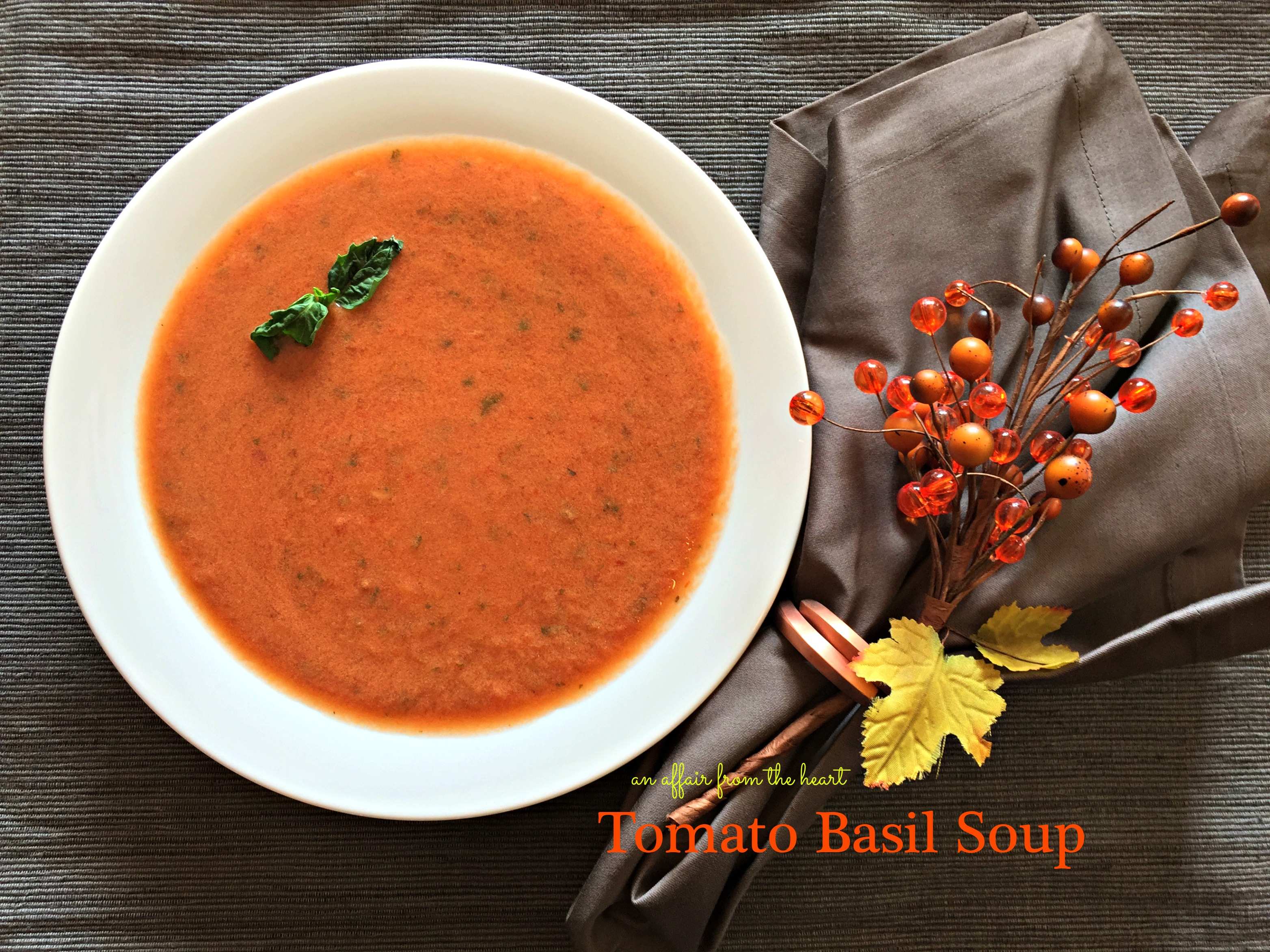 ... Month's Worth of EASY Weeknight Recipes Tomato Basil Soup BLT Pasta
